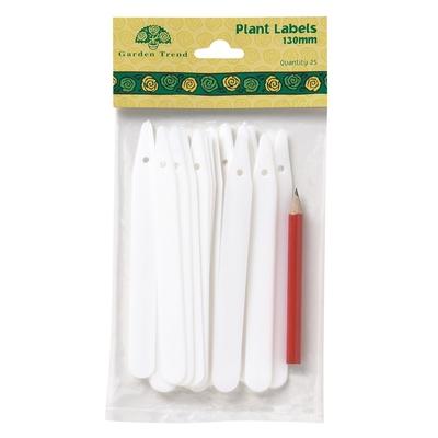Garden Trend Plastic Plant Labels