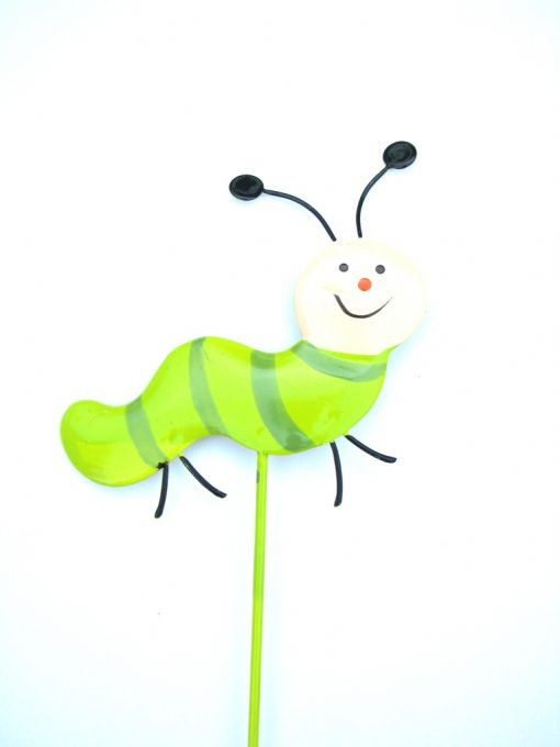 Caterpillar Pot Stick