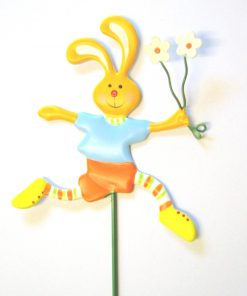 Boy Bunny Pot Stick