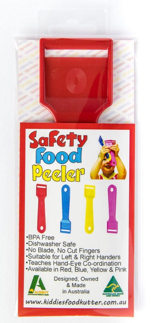 Safety Food Peeler