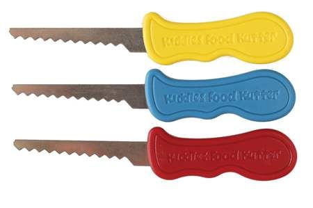 Kiddies Food Kutter - Safety Knife