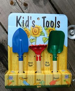 3 Piece Kids' Garden Tool Set