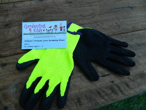 Size 3 Children's Gardening Gloves