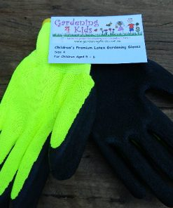 Size 4 Children's Gardening Gloves